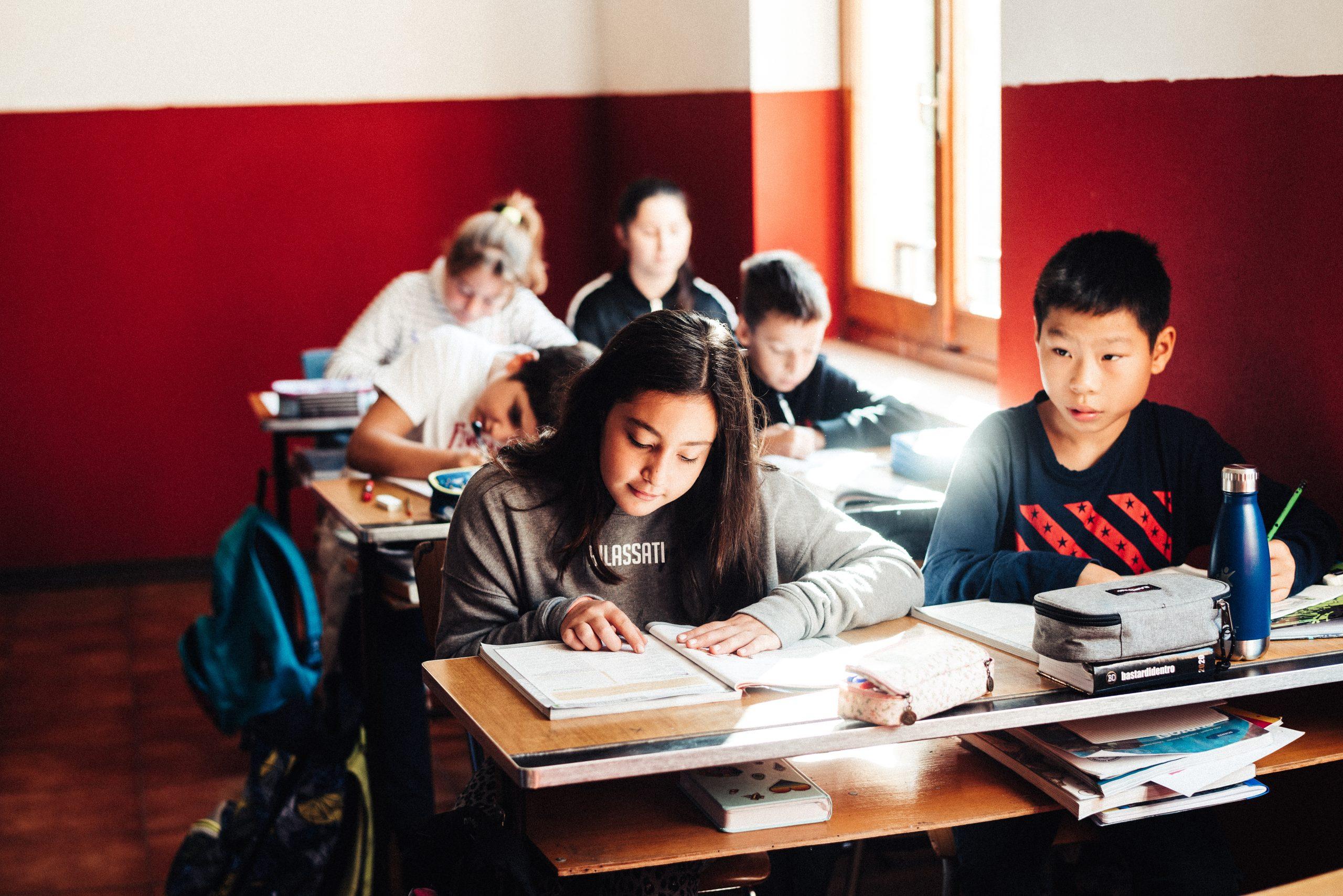 Don Bosco - Scuola Secondaria Primo Grado - Lettura